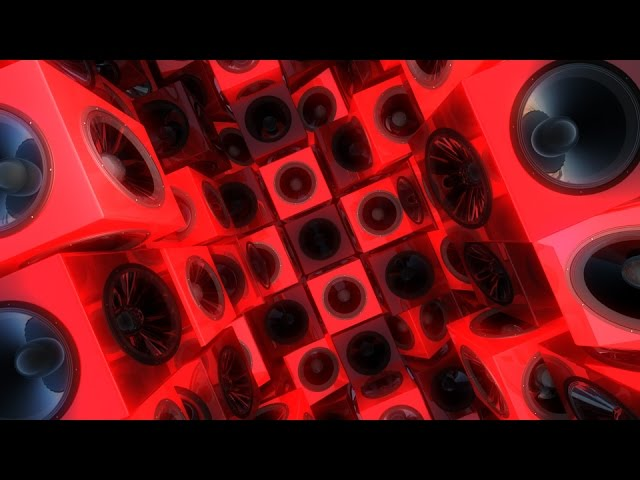 VJ ABSTRACT SPEAKERS MIX HD
