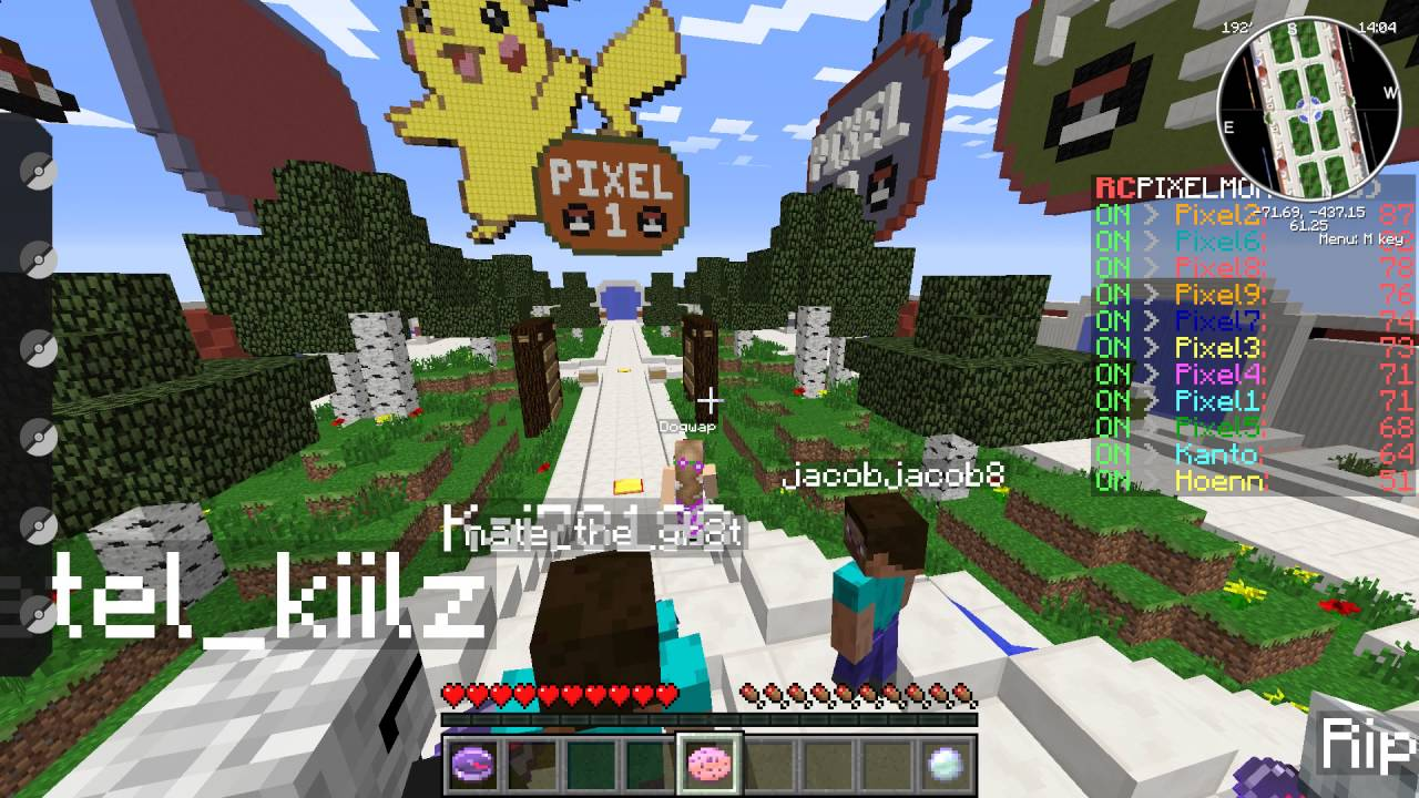 How to download pixelmon/mod for mac and windows youtube.