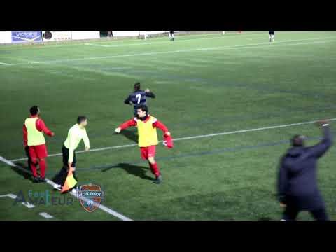 AS Montchat - Lyon la Duchère C (2-2) : le résumé vidéo