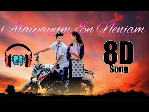 Alai Payum | 8D Song | Tamil Abum | P.K Distro