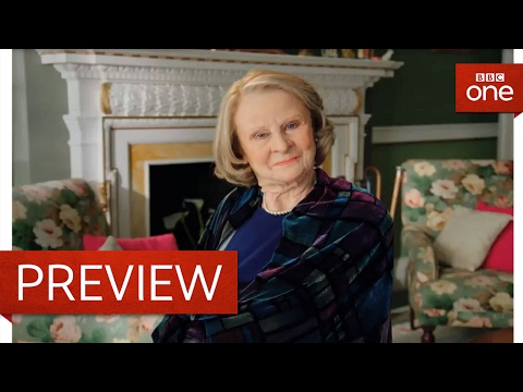 Maggie Smith  What's in the Bag  Tracey Ullman's : Series 2  Episode 2 P  BBC One