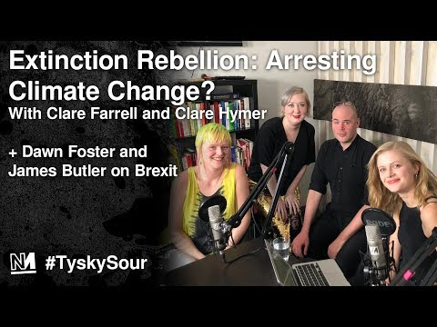 Extinction Rebellion: Arresting Climate Change? with Clare Farrell and Clare Hymer