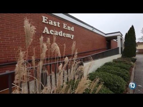 Daily Press: East End Academy