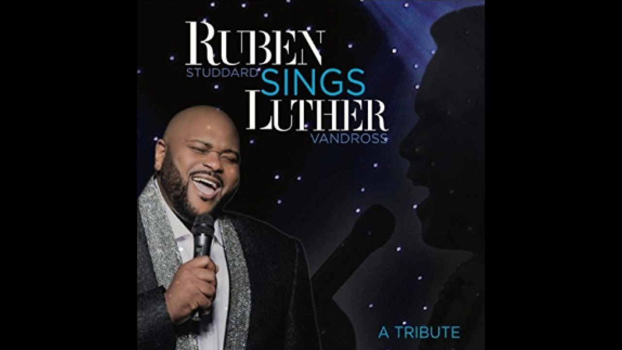 Luther Vandross With A Christmas Heart.1 3 Ruben Studdard Sings Luther Vandross Just Announced