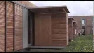 Bæredygtig boligbyggeri i Lystrup