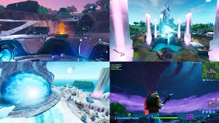 More Information about the Fortnite Nexus Event! (LEAKED Footage, Details, and Speculation)