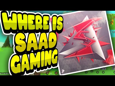 I Predicted The Disappearance Of Saad Gaming