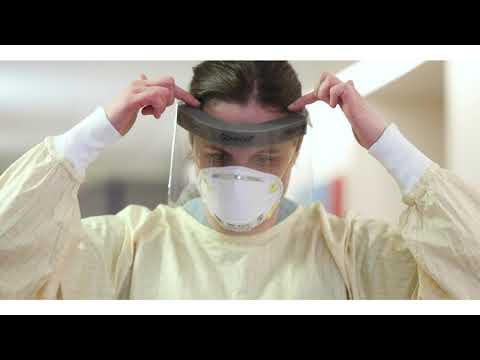 Novel pathogens: donning & doffing PPE for aerosol-generating procedures