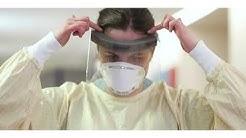 Novel pathogens: donning & doffing PPE for aerosol-generating procedures