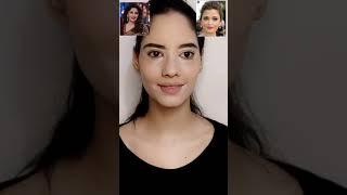 Madhuri Dixit vs Aishwarya Rai Makeup #shorts