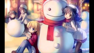 Nightcore - We Need A Little Christmas