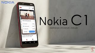 Nokia C1 Price, Official Look, Design, Specifications, Android Go, Camera, Features