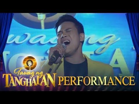 Tawag Ng Tanghalan: Reggie Tortugo | Mr. Lonely (Day 4 Semifinals)