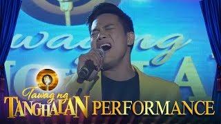 Gambar cover Tawag ng Tanghalan: Reggie Tortugo   Mr. Lonely (Day 4 Semifinals)