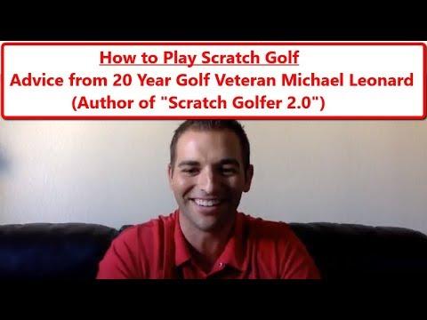How to Play Scratch Golf - Scratch Golfer 2.0 HowExpert Author Michael Leonard Interview