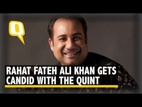 From Favourite Song to Singer, Rahat Fateh Ali Khan Gets Candid | The Quint