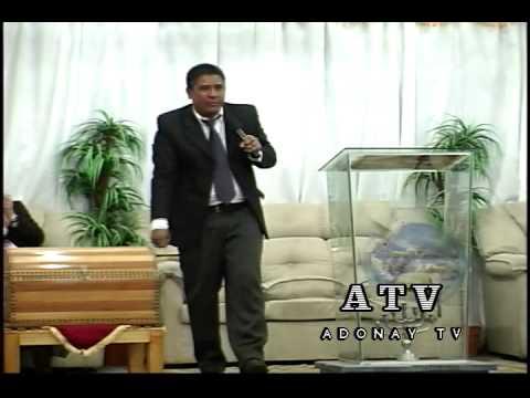 """Ministerio Pentecostes Adonay"" Evangelista Jaime Rivero El Gozo de la Salvacion"