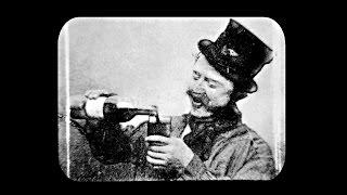 LE BUVEUR film 35mm fin XIXè siècle - numérisation Dany Fischer