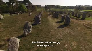 Carnac vidéo 2017 Sensation Bretagne