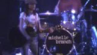 Michelle Branch - Sweet Misery (Live)