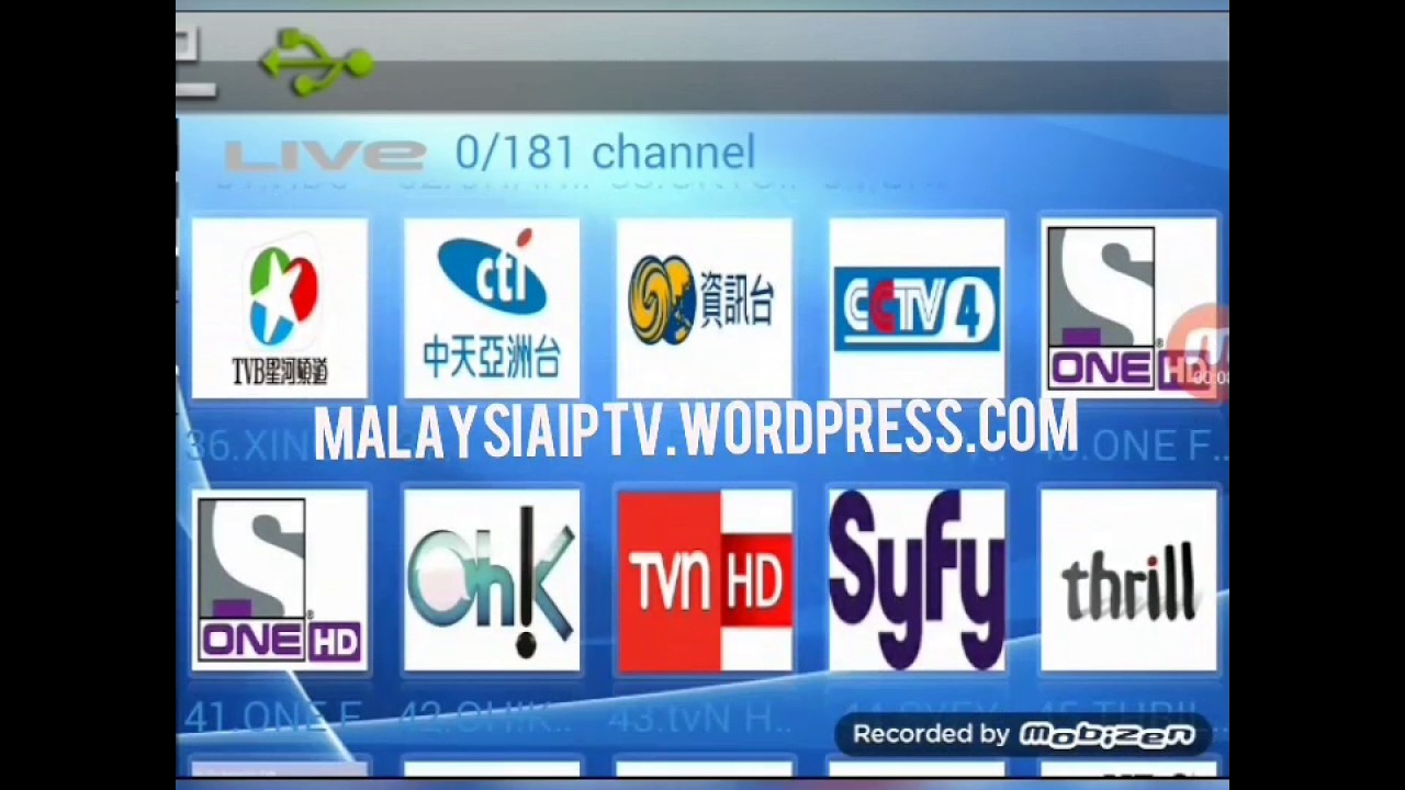 Myiptv Channel List 20170317