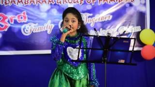 Tamil karaoke Enna solla by ANJANA