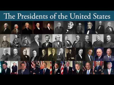 US Presidents song 2017
