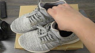 ПОДРОБНЫЙ ОБЗОР Xiaomi MiJia Sneakers Shoes ► умные кроссовки СЯОМИ, легко как босиком!