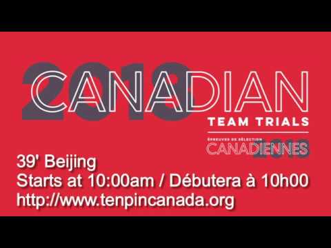 2018 Canadian Team Trials: Day 1 - 39' Beijing (pt 1)