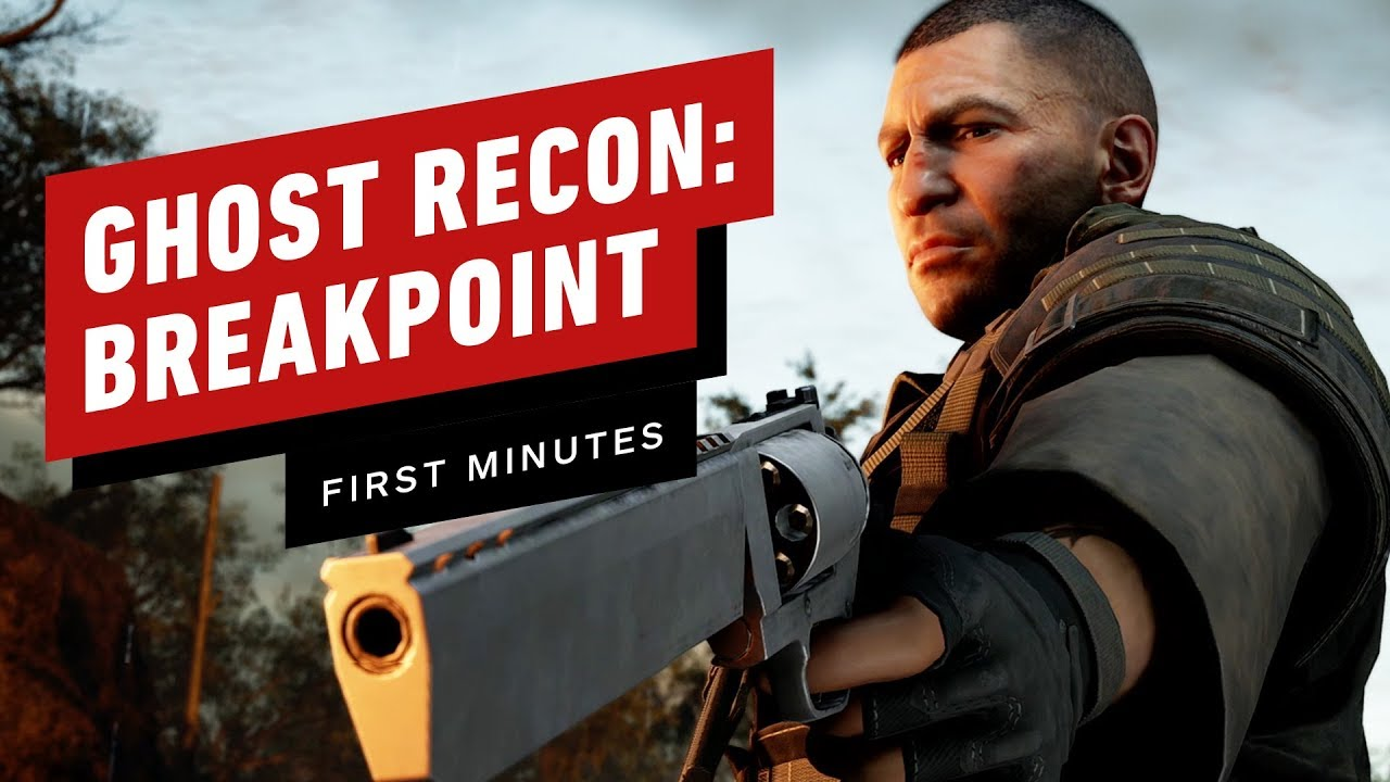 Hands-On: 'Ghost Recon: Breakpoint' Has Something for