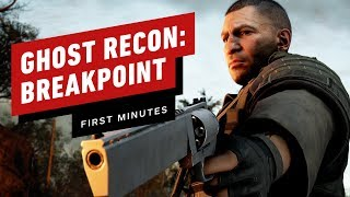 vuclip The First 15 Minutes of Ghost Recon: Breakpoint's Campaign - Gameplay