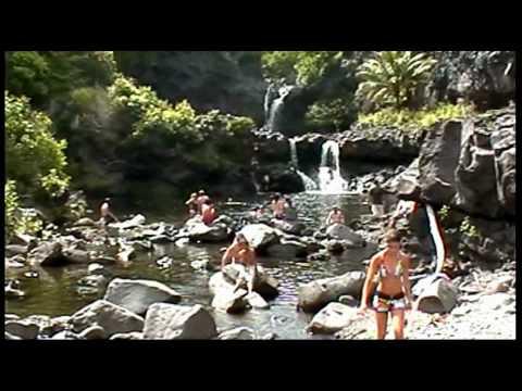 Maui - Pipiwai Trail, Waimoku Falls, Ohe'o Gulch
