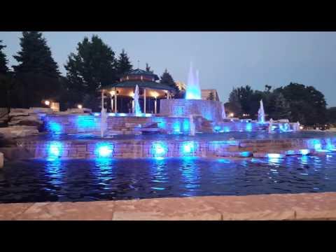Water Fountain in Wheeling, IL