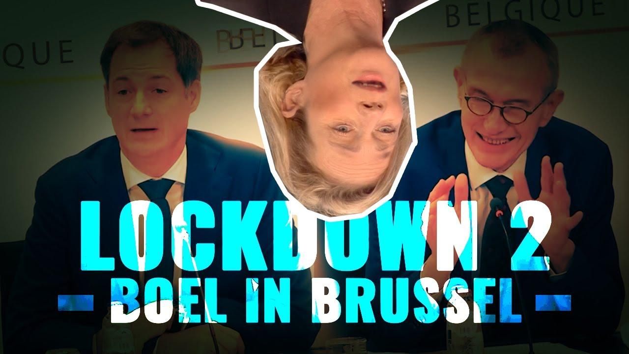 BOEL IN LOCKDOWN   De Preek