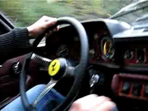 Fiat Dino 2400 Coupé Ferrari sound