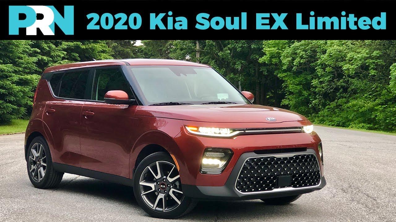 2020 Kia Soul Ex Limited Full Tour Walkaround Review Youtube