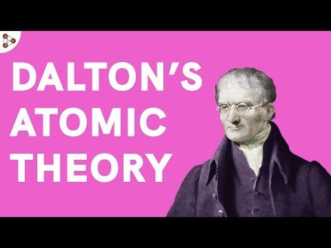 Dalton's Atomic Theory - CBSE 9
