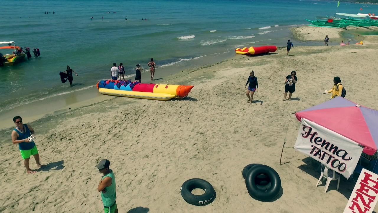 Kabayan Beach Resort Laiya San Juan Batangas PHILIPPINES YouTube