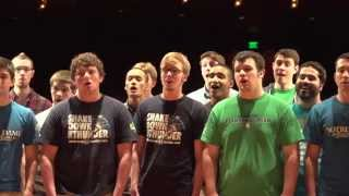 notre dame s glee club performing ave maria