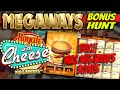 £1000 MEGAWAYS BONUS HUNT - Max Megaways Royale with Cheese Bonus - Will I be eating this Burger???