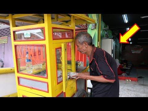 Lontong Kikil Kakek ~ Kuliner Surabaya