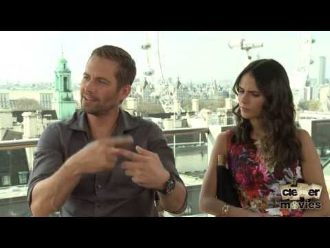 Paul Walker & Jordana Brewster Talk 'Fast & Furious 6' & Future Films Travel Video