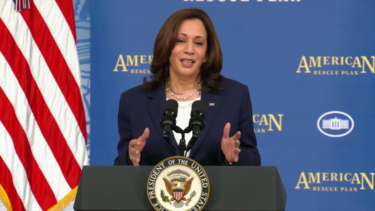 Vice President Harris Delivers Remarks on the American Rescue Plan's Investment in Child Care
