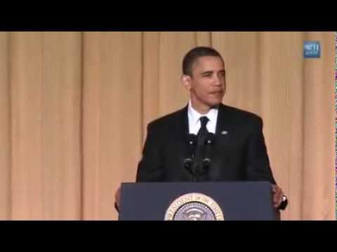 """Obama """"Jokes"""" About Killing With Predator Drones"""