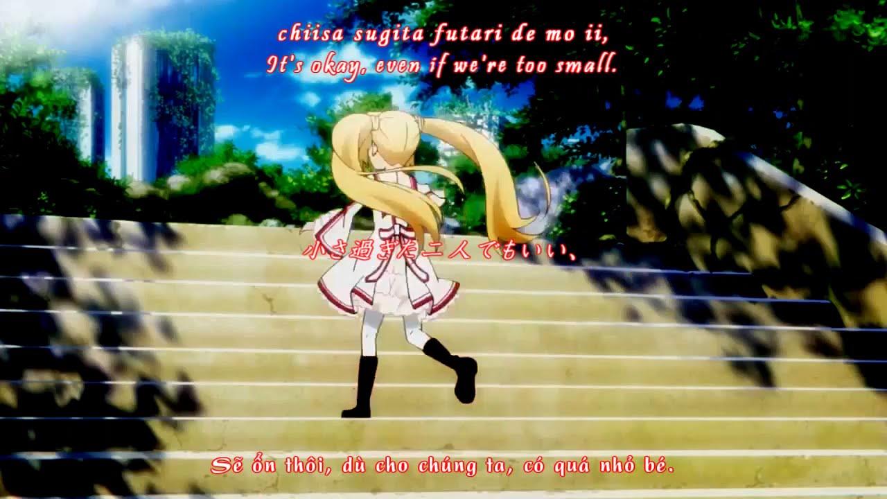 vietsub-engsub-sasayaka-na-hajimari-rewrite-ed-anime-version-yuki-onna