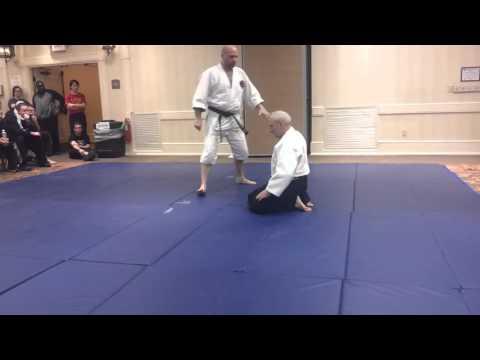 Roy Goldberg Sensei Saratoga Martial Arts Festival