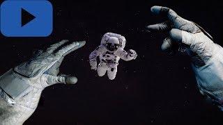 Was würde passieren, wenn ein Astronaut in den Weltraum hinaus schweben würde? -BrosTV