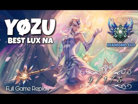 Yozu I Full Gameplay Lux vs Twisted Fate I Ft. Metaphor