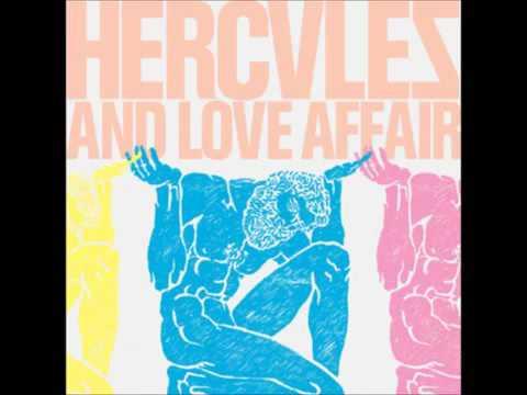 Hercules And Love Affair - Blind