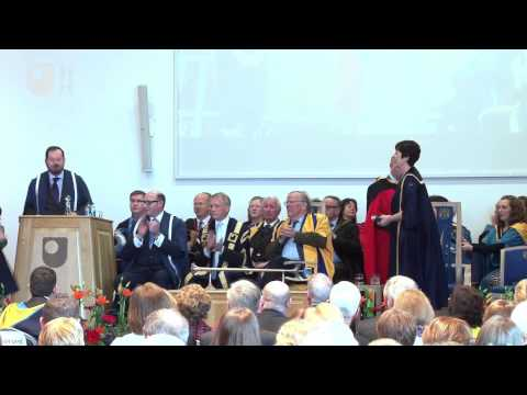 Dublin degree ceremony, Friday 10 April 14:30